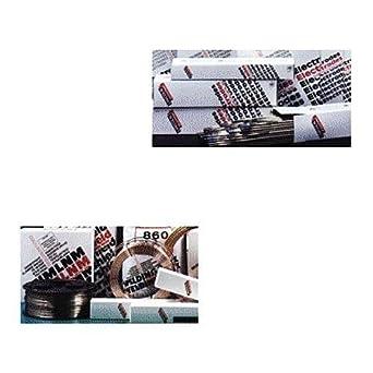 Lincoln - Electrodo Limarosta 316L 2.5Inox(Bl)809053: Amazon ...