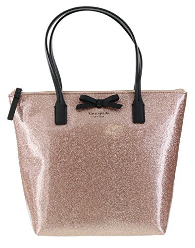 Kate Spade Mavis Street Jeralyn Tote in Rose Gold
