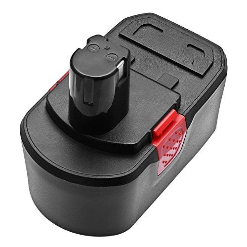 Powerextra Upgraded 18V 3000mAh NI-MH Replacement Battery for Ryobi ONE+ Ryobi 18V Cordless Power Tools 130224028 130224007 130255004 ABP1801 ABP1803 BCP1817/2SM BPP-1813 BPP-1815 BPP-1817 BPP-1817/2 BPP-1817M BPP-1820