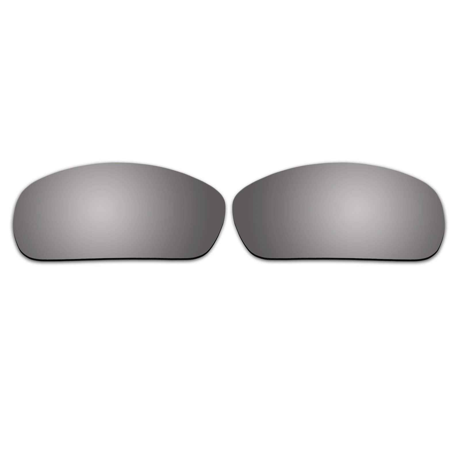 Polarized Replacement Lenses For Spy Optic Bounty Sunglasses Silver