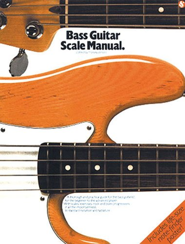 - Bass Guitar Scale Manual