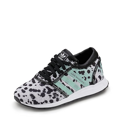 Adidas Los Angeles J - S80171 Bianco-nero