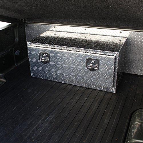 Spec-D Tuning TBOX-ALM11 Tool Box (36'' Heavyduty Aluminum)