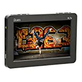 Ikan VL7e 7'' HDMI Field Monitor with Canon E6 Battery Plate (Black)