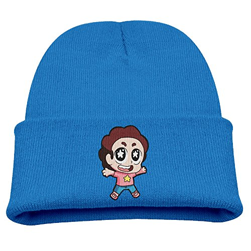 Babala Cute Cartoon Steven Boys And Girls Knitted Beanie Cap Hat Skull Slouchy Cap Hat - Outlet Westbrook Stores