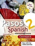Pasos 2 3ed Spanish Intermediate Course: Course Pack