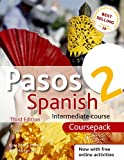 Pasos 2 Spanish Intermediate Course 3rd edition revised:Course Pack, Rosa Maria Martin, Martyn Ellis, 0521847923