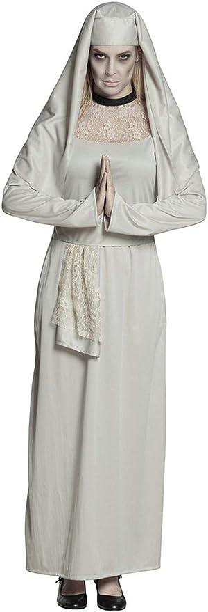 BOLAND BV Disfraz de Monja Perversa para Mujer M: Amazon.es ...