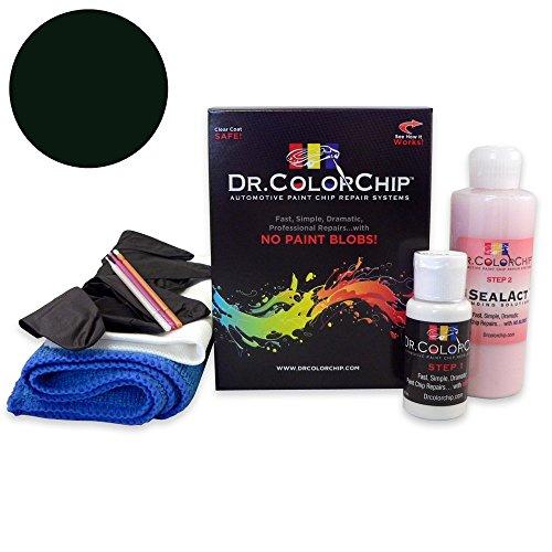 - Dr. ColorChip Lexus ES330 Automobile Paint - Black Onyx 202 - Road Rash Kit