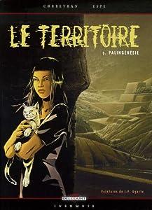 """Afficher """"Le Territoire - série complète n° 5 Palingénésie"""""""
