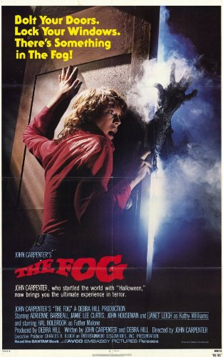 Pop Culture Graphics The Fog Poster Movie B 11x17 Hal Holbrook Adrienne Barbeau Jamie Lee Curtis Janet Leigh ()