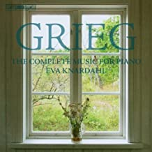 Grieg, Edvard: Complete Piano Music