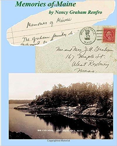 Laden Sie Epub-Bücher für Kobo herunter Memories of Maine: Southport in German 1500513334