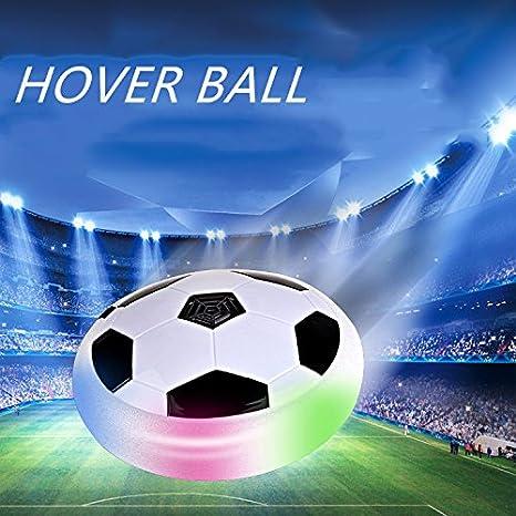 irisgod niños niñas balón fútbol tamaño 4 Fútbol con protectores ...