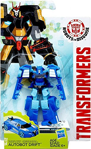 Transformers: Robots in Disguise Legion Class Blizzard Strike Autobot Drift -