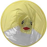 YeahiBaby Chubasquero Creativo Desechable en Forma de Pato