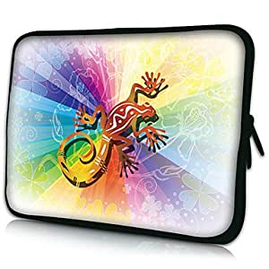 WEV Gecko Pattern Protective Sleeve Case for Samsung Galaxy Tab 2 P3100 and others , 7