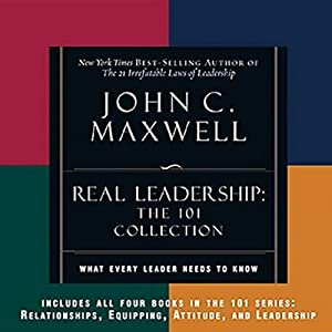 Real Leadership Audiobook