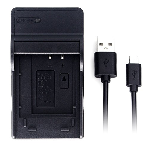 LI-50B Ultra Slim USB Charger for Olympus D-750, SH-21, SP-8