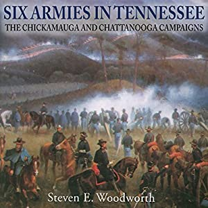 Six Armies in Tennessee Audiobook