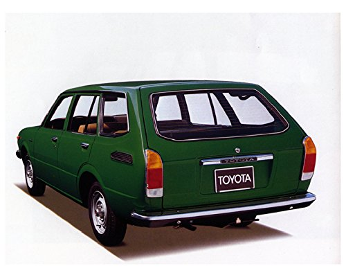 1978 Toyota Corolla Station Wagon Factory Photo
