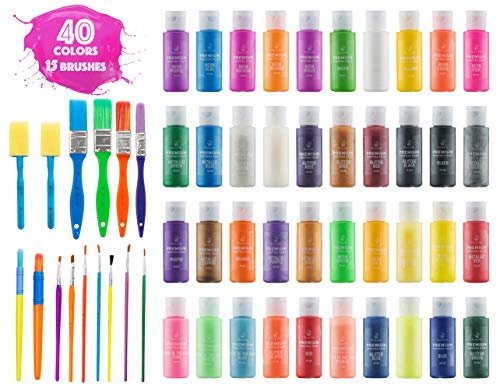 Washable Non Toxic Colorful Metallic Projects product image
