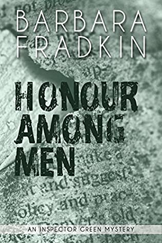 book cover of Honour Among Men