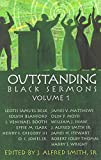 Outstanding Black Sermons, Volume 1