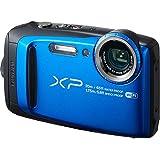 Fujifilm FinePix XP120 Waterproof Digital Camera International Model (Blue)