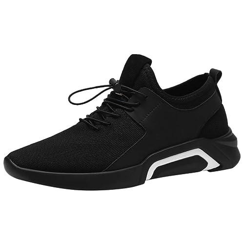Zapatillas Running Hombre Deporte Unisex Adulto, Zapatos De ...