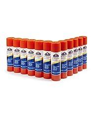 Elmer\'s All Purpose Glue Sticks, 12 Pack, 0.77-ounce sticks