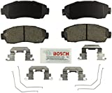 Bosch BE1521H Blue Disc Brake Pad Set with Hardware: more info