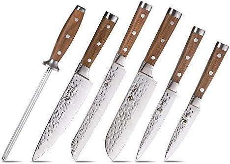BGT VG-10 - Cuchillos japoneses de acero de alta calidad (67 ...