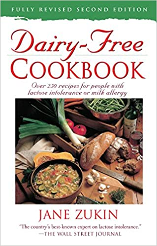 Lactose Free Recipes (The Special Diet Collection Book 1)