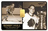 Bobby Hull Limited Edition 24K Gold Bar - NHL Autographed Miscellaneous Items