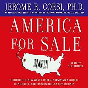 America for Sale Audiobook