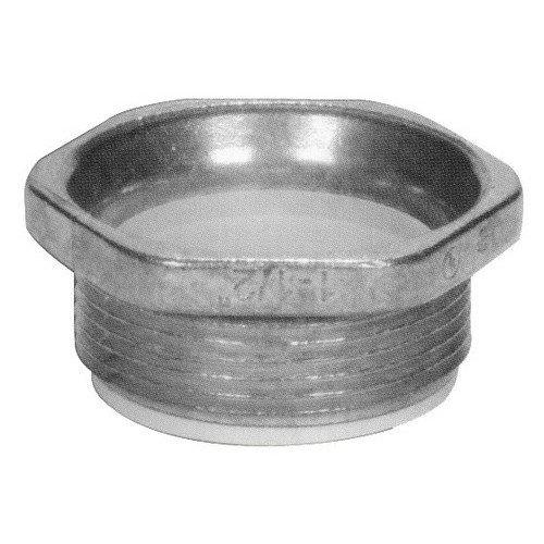Morris 14491 Insulated Throat Rigid Nipple Zinc Die Cast 3//4 Thread Size