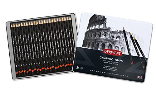 derwent-graphic-pencils-metal-tin-24-count-34202
