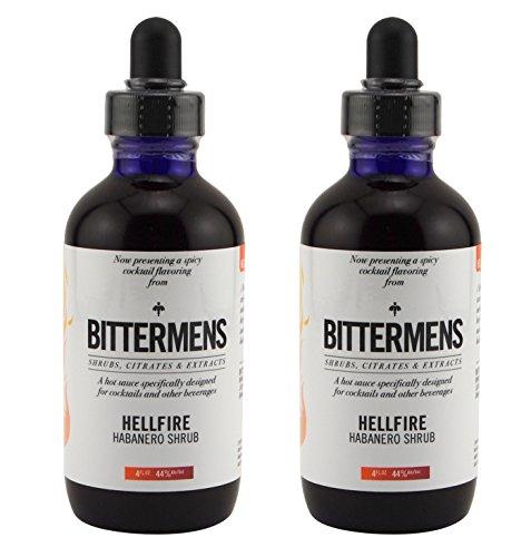 Bittermens Hellfire Habanero Shrub 2 pack