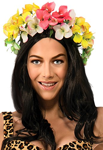 Women's Katy Perry Roar Wig, Black