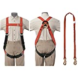 Klein Tools 87150 Klein Tools-Lite Trademan's Fall Arrest Harness Set