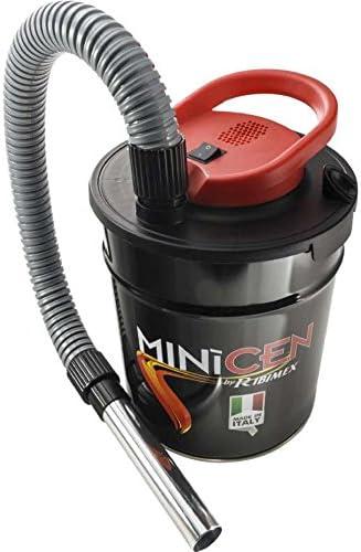 RIBITECH Aspirateur avaleur de Cendres-800 watts-10 litres, ne Sait Pas