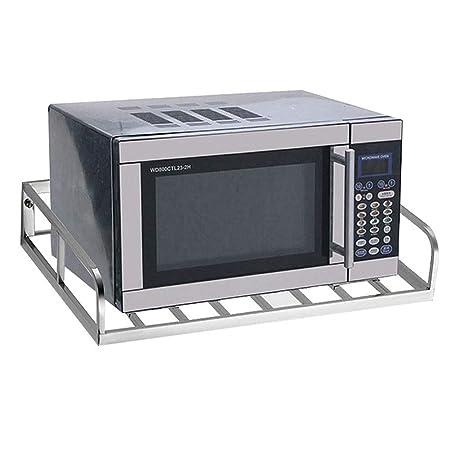 WENZHE Estantería Colgante Cocina Baldas Horno Microondas ...