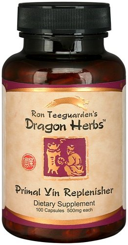 (Dragon Herbs Primal Yin Replenisher -- 500 mg - 100 capsules)