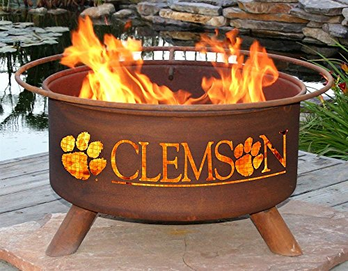 Pits Patina (Patina Products F222,  30  Inch  Clemson Fire Pit)