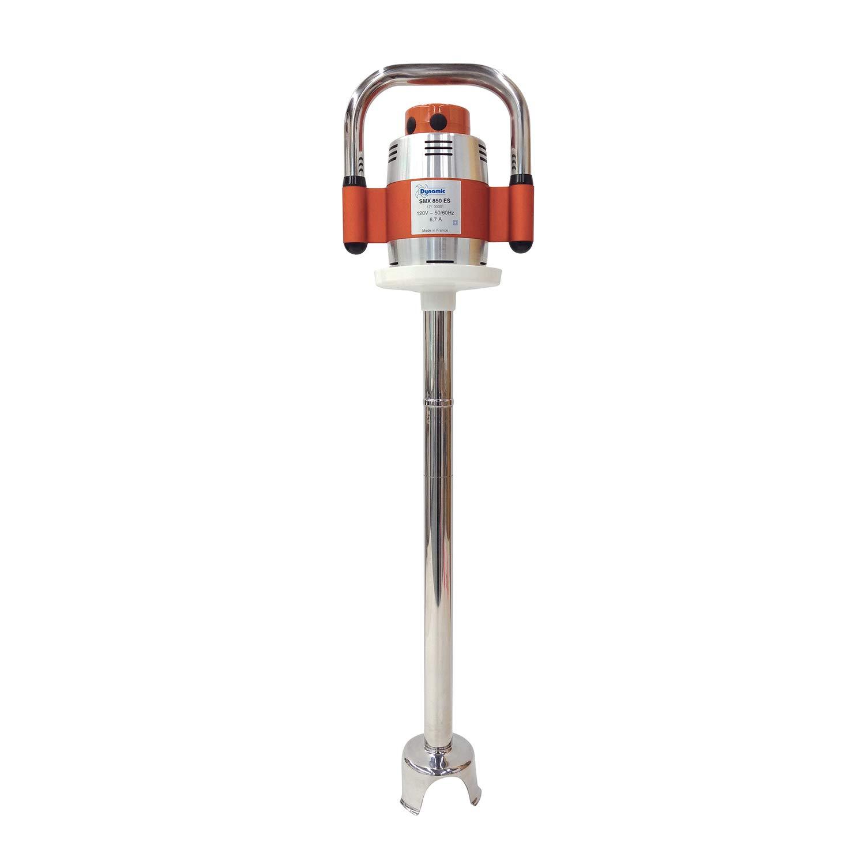 Dynamic SMX850ES Immersion Blender 115 Volt, 850 Watt, 27-Inch-Long Tube