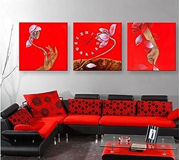 Moderne wohnzimmer bilder amazon for Dekorative bilder wohnzimmer
