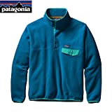 Patagonia Mens Synchilla Snap-T P/O (XX-Large, Blueberry)