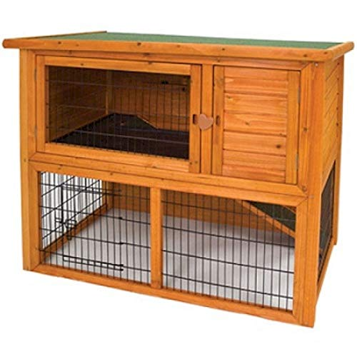 (StarSun Depot Ware Premium Plus Penthouse Rabbit Hutch)