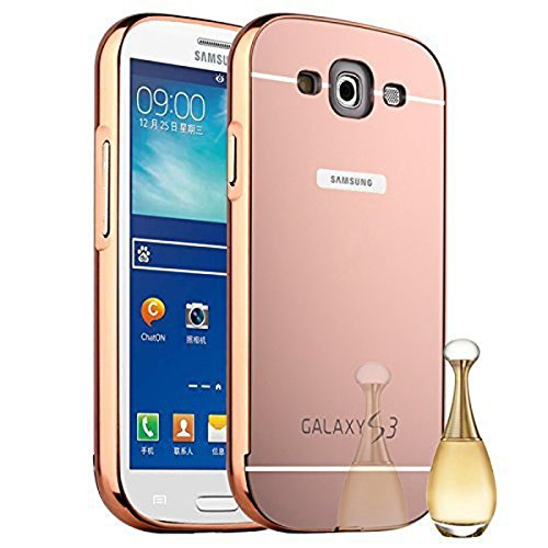 gold bumper case galaxy s3 - 1